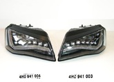Ауди А8 2010-2013 светодиодные фары