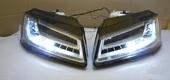 Audi A8 D4 Matrix LED фары рестайлинг 2014-
