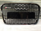 Решетка радиатора Ауди А6 С7 в стиле от RS6