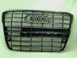 Ауди А8 2010-2013 решетка радиатора хром
