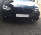 BMW F10 установили рестайлинговые LED фары