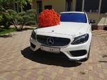 Mercedes W205 установили решетку Diamond AMG