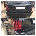 Range Rover Sport установили фонари Glohh