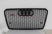 Ауди А7 решетка радиатора RS Black edition