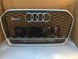 Audi RS6 A6 C7 решетка радиатора рестайлинг 2015-