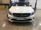 Mercedes CLA W117 Diamond AMG решетка радиатора