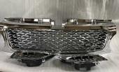 Range Rover Sport решетка радиатора FULL CHROME 2010-2013