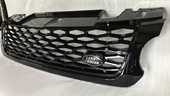 Range Rover Sport SVR решетка радиатора Black 2014-