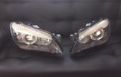 BMW 7 F01 фары ксенон адаптивные