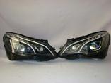 Mercedes E207 W207 фары FULL LED светодиодные рестайлинг