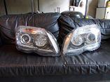 Mercedes GLK фары ксенон дорестайлинг