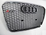 Решетка радиатора Ауди А5 рестайлинг в стиле Audi RS5
