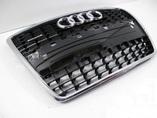 Решетка радиатора Audi A8 D3 рестайлинг