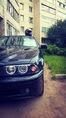 BMW E39 установили фары с ангельскими глазками