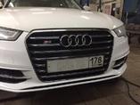 Установили обвес  S6 на автомобиль Audi A6 C7