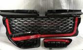 Range Rover Sport 2005-2009 решетка радиатора RED
