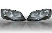 Volkswagen Sharan фары ксенон LED 2010-