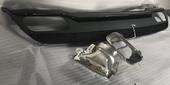 Mercedes W176 A45 AMG диффузор заднего бампера