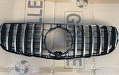 Mercedes GLC x253 решетка радиатора GTR хром