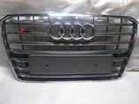Audi A8 D4 рестайлинг решетка радиатора в стиле S8 S-Line