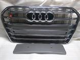 Audi A6 C7 рестайлинг решетка радиатора в стиле S-Line