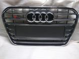 Audi A6 C7 дорестайлинг решетка радиатора в стиле S6 C7