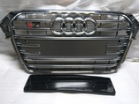 Audi A4 B8 рестайлинг решетка радиатора в стиле S-Line