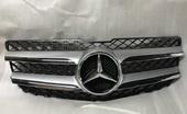 Mercedes GLK x204 решетка радиатора 2012-