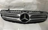 Mercedes GLC x253 решетка радиатора
