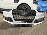 Audi A4 B8 рестайлинг передний бампер в сборе стиль RS4