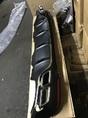 Mercedes GLE w166 диффузор заднего бампера AMG e63