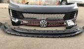 Volkswagen Golf 6 передний бампер в стиле GTI в сборе