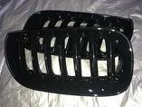 BMW X4 F26 решетки радиатора (черный глянец)