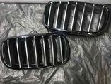 BMW X6 F16 решетки радиатора Silver