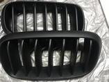 BMW X6 F16 решетки радиатора матовые