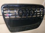 Audi A6 C6 Obsidian Black решетка радиатора в стиле S6