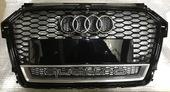 Audi A1 решетка радиатора в стиле RS1 Quattro