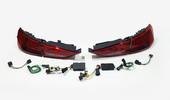 Ауди А3 8В комплект светодиодных фонарей LED 2012-2020 год
