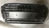Audi A4 B9 решетка радиатора S4 S-line