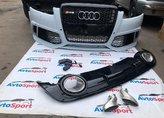 Audi A6 C6 a6c6 обвес в стиле RS6 рестайлинг