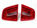 Audi A6 C6 рест фонари в крышку багажника