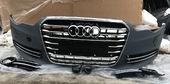 Audi A6 C7 передний бампер в сборе (2011-2015)