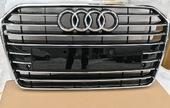 Audi A6 C7 решетка радиатора (2015-2018)