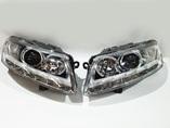 Ауди А6 С6 рестайлинг фары ксеноновые 2008-2011 год