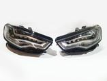 Ауди А6 С7 дорестайлинг фары светодиодные FullLED 2011-2014 год