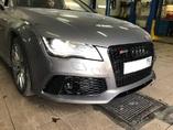 Audi A7 одели в обвес RS7 (диффузор, бампер, пороги, решетка)