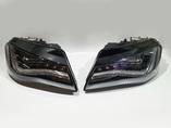 Ауди А8 D4 дорестайлинг фары светодиодные LED 2009-2013 год