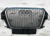 Audi Q3 решетка радиатора стиль RSQ3 дорестайл