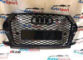 Audi Q3 решетка радиатора стиль RSQ3 рестайл 2014