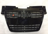 Audi TT 8J Черная решетка радиатора в стиле TTS